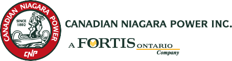 Fortis – Canadian Niagara Power Logo