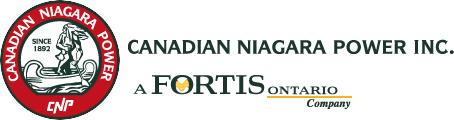 Fortis – Canadian Niagara Power Logo